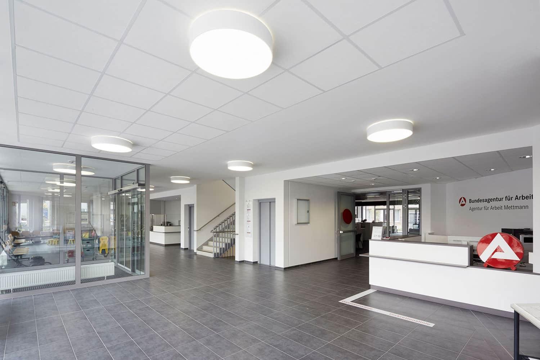 Foyer Agentur für Arbeit Jobcenter Mettmann