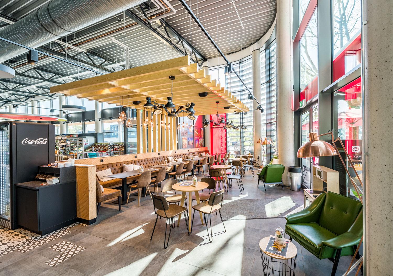 K+K Gronau Backshop Cafe