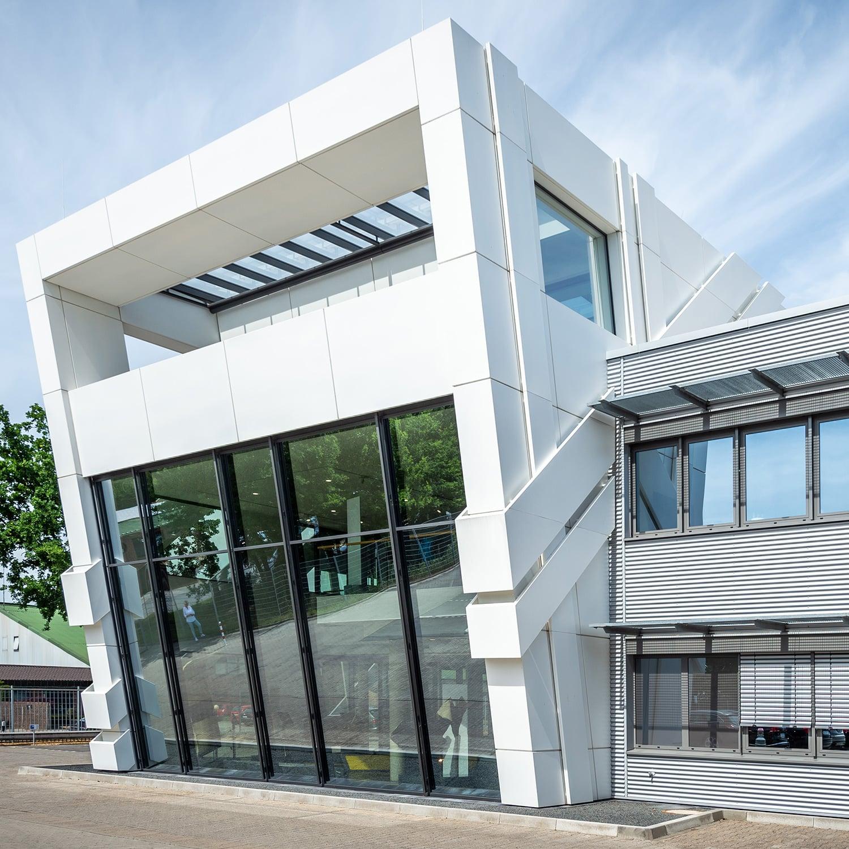 HOFF Bürogebäude Saertex