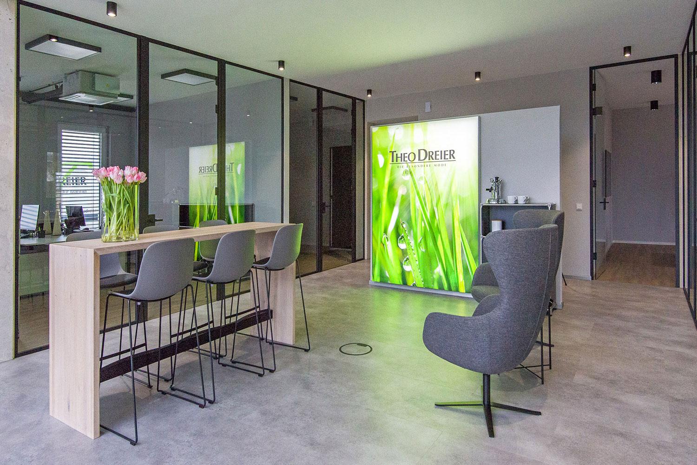 Bürogebäude geplant von HOFF und Partner